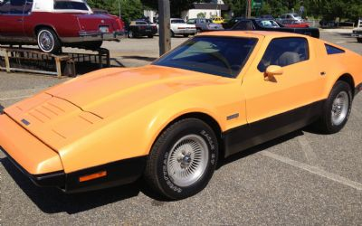 1975 Bricklin Gul-Wing Doors Power Doors