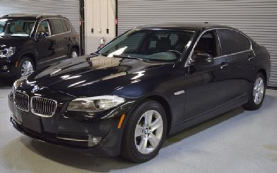2012 BMW 5 Series 528I 4 DR. Sedan