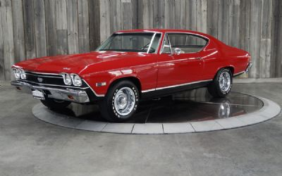 1968 Chevrolet Chevelle SS 396 #'S Matching