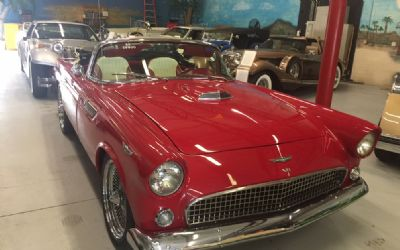 1955 Ford Thunderbird Replica