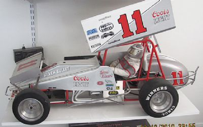 Coors Bandit Short Track Miniature Sprint Car