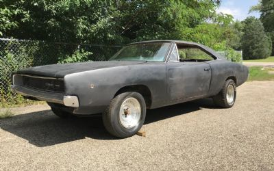 1968 Dodge Charger Ramcharger