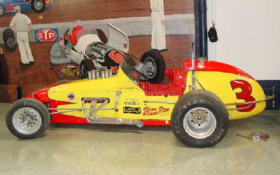 Late 60'S Champ Car Built BY Gary Barnett