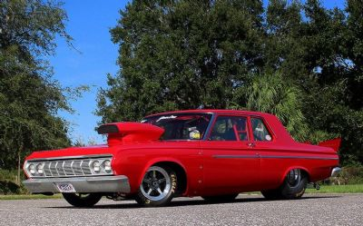 1964 Plymouth Belvedere Drag Car