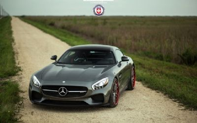 2016 Mercedes-Benz Amg® GT Amg® GT S