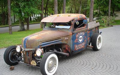 1947 Ford 'patina' F100 Trucks Pro Built RAT Rod